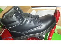 Arco Safety boots men's size 11