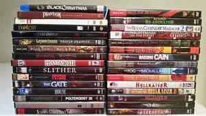 Horror movies for sale