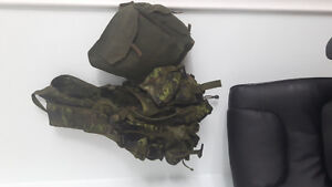 military used camping goods