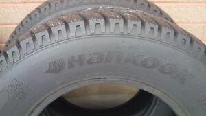Hankook iPike 195/70R14 winter tires Peterborough Peterborough Area image 4