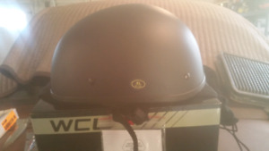 Matt Black Helmet
