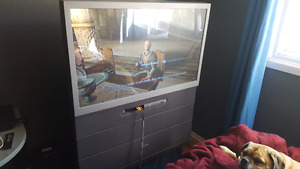 Large Projector TV