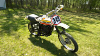 1975 Can-Am TNT 250 Vintage Motorcycle