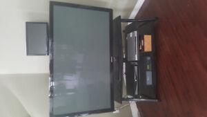 "65"" Samsung  L.C.D. TV excellent condition 650.00 O.B.O."
