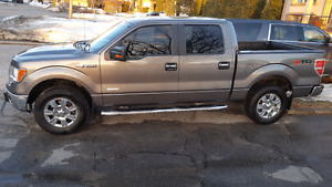 2012 Ford F150 ecoboost XTR with 78k