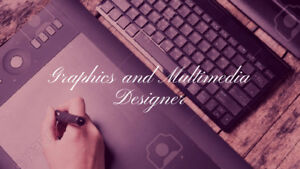Best & Well-Skilled Graphic Designer & Video Editor.