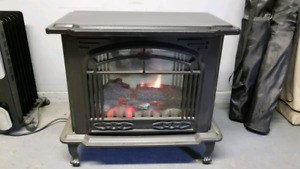 REDUCED PRICE - Electric Fireplace
