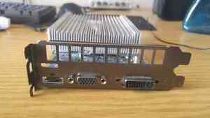 Nvidia GTS 250 Graphics Card - works perfect just needs fan Windsor Region Ontario image 3