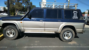 GQ Nissan patrol Caboolture South Caboolture Area Preview