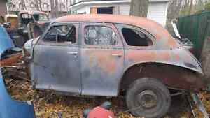 1941 - 1948 Chevrolet suspension parts pontiac