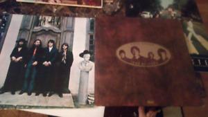 Two Beatles Vinyls