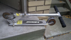 Old School Zoom Scooter