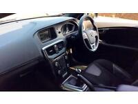 2017 Volvo V40 D2 (120) R DESIGN 5dr with Blu Manual Diesel Hatchback