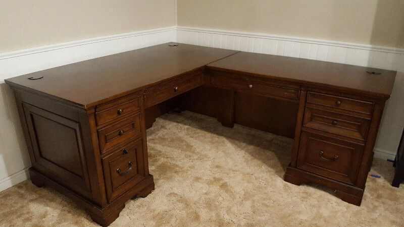 are looking for your a desk you solid improvement wood office home