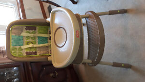 High Chair --Fisher Price