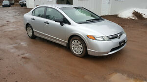 2006 Honda Civic DX Sedan