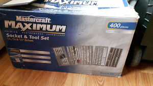 Mastercraft Socket/ Tool Set