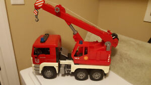 Bruder Toys MAN Vehicles - Made In Germany