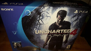 Ps4 uncharted slim 500gb