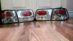 REAR LIGHTS FOR CIVIC 96-00 !! BRAND NEW IN BOX !!