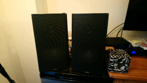 Monster Clarity HD Model One Speakers