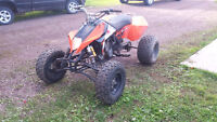 sell or trade my 2009 ktm 525xc with 540 kit