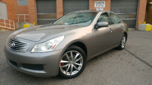 2007 g35x immaculate condition!