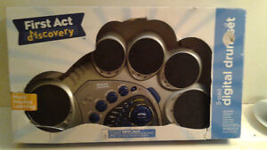 FIRST ACT DRUM PRACTICE PADS $25 Peterborough Peterborough Area image 5