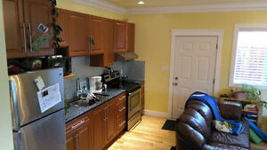 Room available May 1st in 2 bedroom Garden Suite