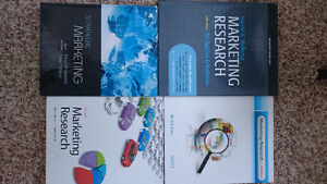 Marketing Research for sale