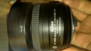 Great Prime Lens 35mm 1.8