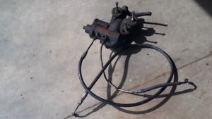 1961-1964 Lincoln Continental Steering Box