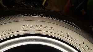 205/65R15 - Winter Tires with Rims