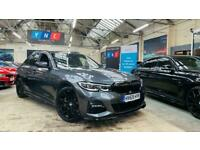 2019 BMW 3 Series 2.0 330e 12kWh M Sport Auto (s/s) 4dr Saloon Petrol Plug-in Hy
