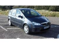 Hpi Clear - 2008 Ford C-MAX 1.6 16v Style - Long MOT - Just Serviced