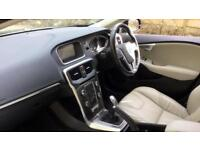 2013 Volvo V40 D3 SE Lux Nav 5dr Manual Diesel Hatchback