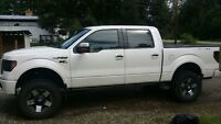 2012 Ford F-150 SuperCrew limited Pickup Truck