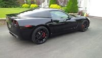 "2008 Chevrolet Corvette ""targa top"""
