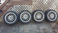 17 inch mags for wolkswagen golf