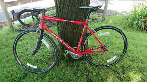Schwinn fastback with all Shimano 105 components