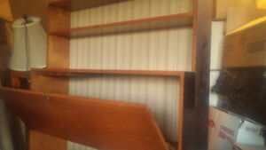 Shelf and Desk all in one $30.00