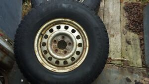 Blazer Jimmy, Rims and Tires