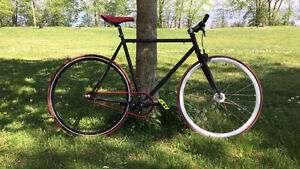 fixed gear bought it 2 weeks ago