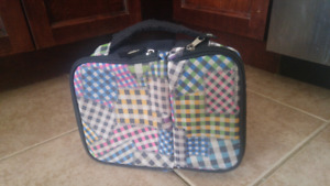 Insulated Lunch Bag with 2 Compartments!