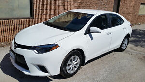 2016 Toyota Corolla CE (Lease takeover - $185/month)