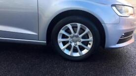 2014 Audi A3 1.6 TDI 110 SE S Tronic Automatic Diesel Hatchback