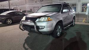 2003 Acura MDX - Pristine Condition - Tech Package with NAVI