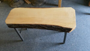 Live Edge Rustic Tables for Sale