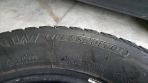 UniRoyal Tiger Paw Winter tires for sale; 195/65/R15 91S M+S