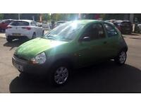 2007 Ford Ka Studio 1.3 Manual Petrol Hatchback